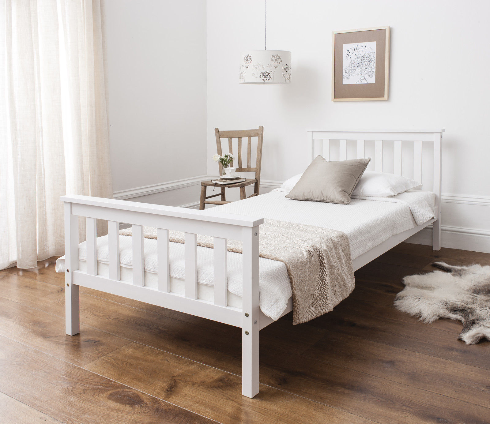 Wooden Beds – Interiors