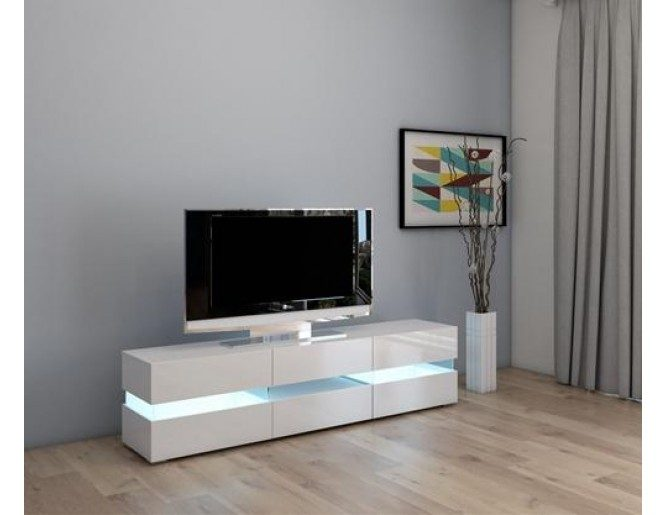 lowest price 37556 7e7d3 High Gloss LED TV Cabinet TVC07